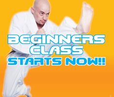 Beginner martial arts and taekwondo classes in central london