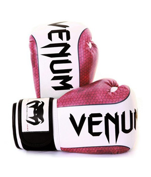 Venum Amazonia Boxing Gloves Purple