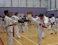 Black Belt Grading May 2012