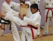 Black Belt Grading May 2012