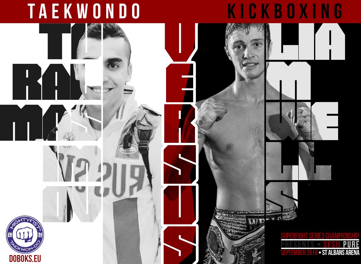 SuperFight Series Taekwondo Vs Kickboxing Event » Palcic